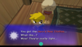The Wind Waker Tunics Toon Link obtaining the Hero's New Clothes.png