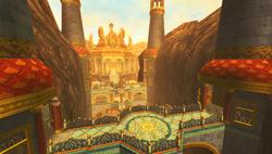 O Santuário de Fogo
