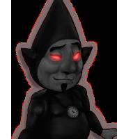 Hyrule Warriors Tingle Dark Tingle (Dialog Box Portrait)