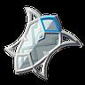 File:Breath of the Wild Zora Shield Silver Shield (Icon).png