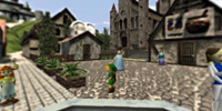 Hyrule Castle Town
