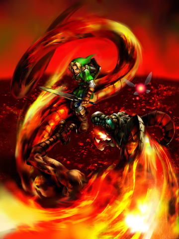 File:Link vs. Volvagia.png