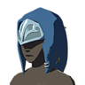 Breath of the Wild Zora Armor Set Zora Helm (Icon)