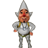 Hyrule Warriors Legends Tingle Standard Outfit (Koholint - David Jr Recolor)