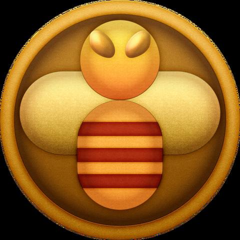 File:Albw bee badge by blueamnesiac-d6wt86n.png