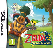 The Legend of Zelda - Spirit Tracks (Europe)