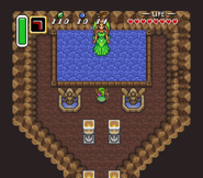 Link to the Past Bomb and Arrow Upgrades
