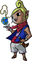 Tetra (Four Swords Adventures)