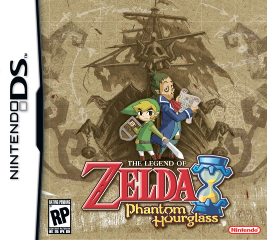 File:The Legend of Zelda - Phantom Hourglass (North America).png