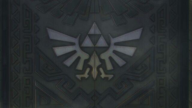 File:Hyrule Warriors Door of Time Hyrulean Bird Crest WVW69iXKcw0y0LsTta.jpg