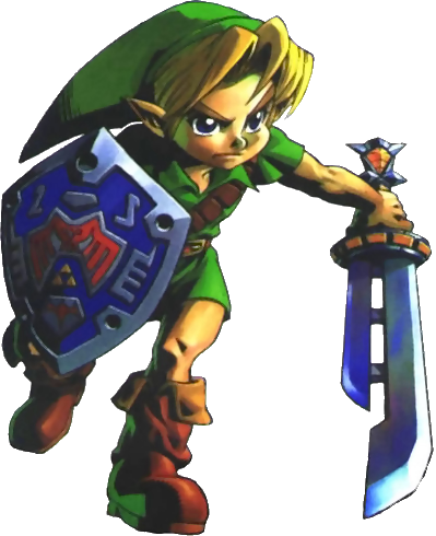 Link and the Razor Sword