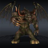Geki Demon
