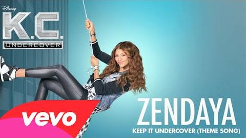"Zendaya - Keep It Undercover (Theme Song From ""K.C"