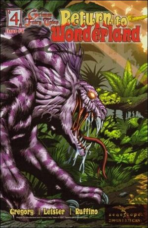 Grimm Fairy Tales Return to Wonderland Vol 1 4