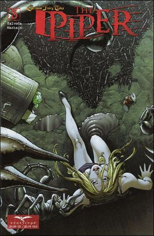 Grimm Fairy Tales The Piper Vol 1 3-B