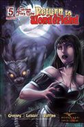 Grimm Fairy Tales Return to Wonderland Vol 1 5-B