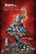 Grimm Fairy Tales Return to Wonderland (HC) Vol 1 1-B
