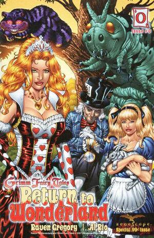 Grimm Fairy Tales Return to Wonderland Vol 1 0