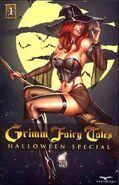 Grimm Fairy Tales Halloween Special Vol 1 1-B
