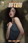 Grimm Fairy Tales Inferno Vol 1 1-B