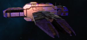 Coldarian Assault Shuttle 2