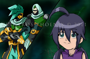 Shiori and Ingram