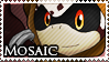 Mosaic stamp