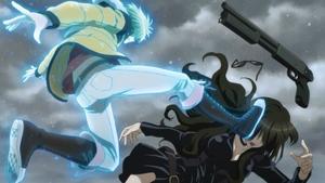 Mahiro Fuwa vs Evangeline Yamamoto