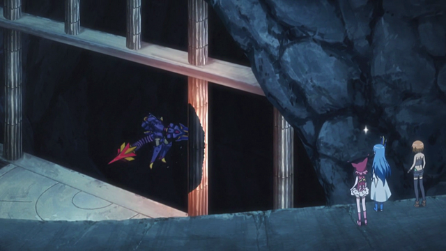 File:Lucasite destroying the ruins.png