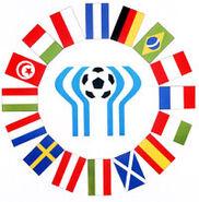 1978 Football World Cup logo