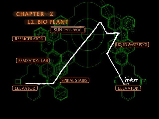 檔案:The house of dead3 map-L2 Bio Plant.jpg