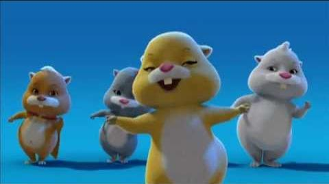 """ZhuZhu Pets Movie """"Quest for Zhu"""" Soundtrack Preview"""