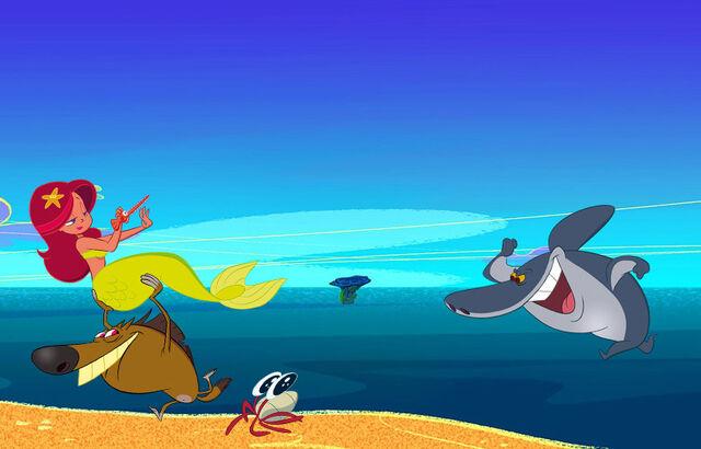 File:Zig & Sharko - Characters Promotional Image.jpg