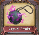 Crystal Amulet
