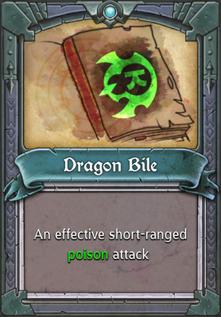 Dragon Bile