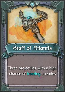 Staff of Atlantis