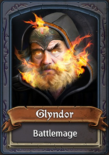 Glyndor The Battlemage