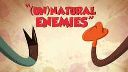 (UN)Natural Enemies-titlecard