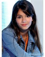 Young Victoria Justice