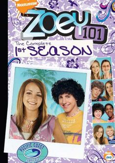 Zoey101-Season1dvd