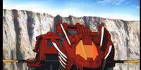 The Red Rival - Leon Toros Returns