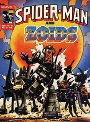 UK comics cover