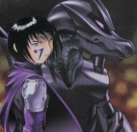 CC Manga Raven and Shadow