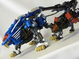 Command wolf Blade Liger