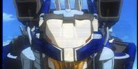 High Speed Battle - Transforming into Zero Jager