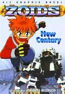 Zoids Manga