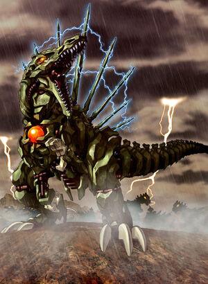 BioSpinosaurus