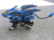 Blade Liger with CP-12