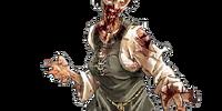 Black Plague Standard Walker