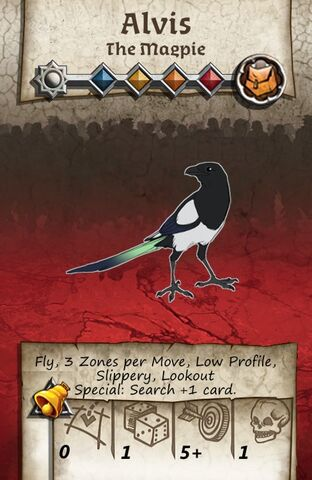 File:Zombicide Black Plage - Animal Companion - Magpie.jpg